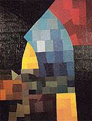 Composition 1930 - Otto Freundlich reproduction oil painting