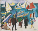 Regates c1907 - Raoul Dufy