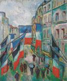14 Juillet au Havre 1906 - Raoul Dufy