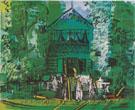 Canotiers sur la Marne c1922 - Raoul Dufy