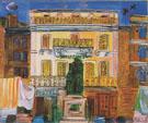 Hotel Sube 1926 - Raoul Dufy