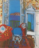 Open Window Nice 1928 - Raoul Dufy