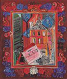 Hommage a Mozart 1934 - Raoul Dufy