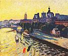 La Seine a Paris c1904 - Raoul Dufy