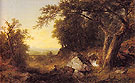 The American Wilderness 1864 - Asher Brown Durand