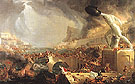 The Course of Empire Destruction 1836 - Thomas Cole