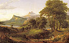 The Pastoral or Arcadian State 1834 - Thomas Cole