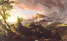 The Savage State 1836 - Thomas Cole