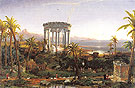 The Spirit of Peace 1851 - Jasper Francis Cropsey reproduction oil painting