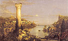 Desolation 1836 - Thomas Cole reproduction oil painting