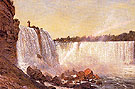 Niagara Falls 1856 - Frederic E Church