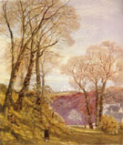 February in the Isle of Wight 1866 - John Brett