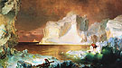 The Icebergs 1861 - Frederic E Church