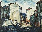 The Village c1905 - Maurice de Vlaminck