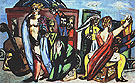 The Journey 1944 - Max Beckmann