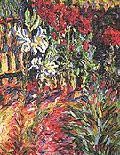 The Garden 1906 - Karl Schmidt-Rottluff