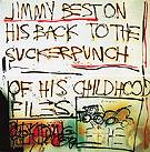 Jimmy Best 1981 - Jean-Michel-Basquiat