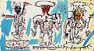 Baby Boom 1982 - Jean-Michel-Basquiat