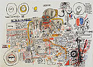 Untitled 1985 89 - Jean-Michel-Basquiat