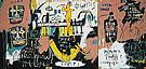 The Nile 1983 - Jean-Michel-Basquiat