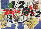 Untitled 1984 126 - Jean-Michel-Basquiat