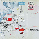 Eroica I 1988 - Jean-Michel-Basquiat