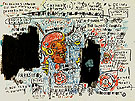 Untitled The Daros Suite of Thirty two Drawings c1982 - Jean-Michel-Basquiat