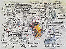 Monticello - Jean-Michel-Basquiat