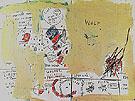 Wolf Sausage - Jean-Michel-Basquiat