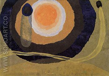 Sunrise I 1937 - Arthur Dove reproduction oil painting