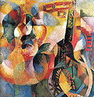 Sun Tower Aeroplane Simultaneous 1913 - Robert Delaunay