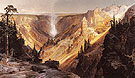 The Grand Canyon of the Yellowstone 1872 - Thomas Moran