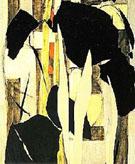 Milkweed 1955 - Lee Krasner