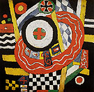 The Iron Cross 1915 - Marsden Hartley reproduction oil painting