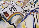 Cossacks c1910 - Wassily Kandinsky