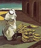 The Uncertainty of the Poet 1913 - Giorgio de Chirico