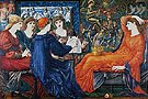 Laus Veneris c1873 - Edward Burne-Jones reproduction oil painting
