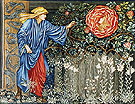 The Heart of the Rose 1901 - Edward Burne-Jones reproduction oil painting