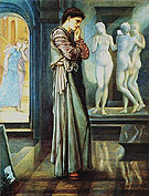 The Heart Desires - Edward Burne-Jones