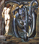 The Doom Fulfilled c1884 - Edward Burne-Jones