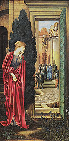 The Tower of Brass 1888 - Edward Burne-Jones reproduction oil painting