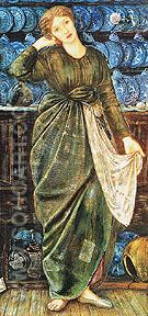 Cinderella 1863 - Edward Burne-Jones reproduction oil painting