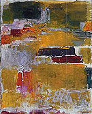 Plowed Field Section 2 - Joan Mitchell reproduction oil painting