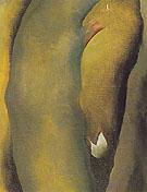 Portrait of a Day Third Day 1924 - Georgia O'Keeffe
