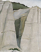 From The White Place 1940 - Georgia O'Keeffe