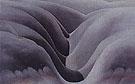The Black Place 3 1945 - Georgia O'Keeffe