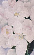 Apple Blossoms 2 1930 - Georgia O'Keeffe