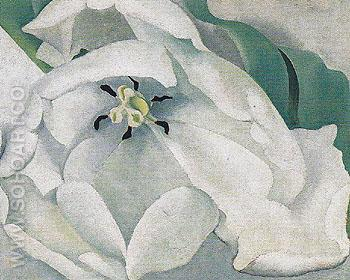 Georgia okeeffe white flower 1932 white flower 1932 georgia okeeffe reproduction oil painting mightylinksfo