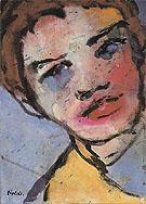 Large Head - Emile Nolde