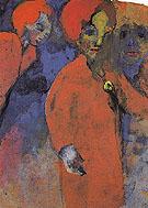 Three Women - Emile Nolde